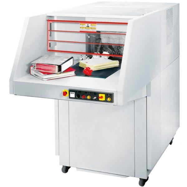 Ideal 5009-3-Cross Cut 3-Phase Shredder 6x50mm