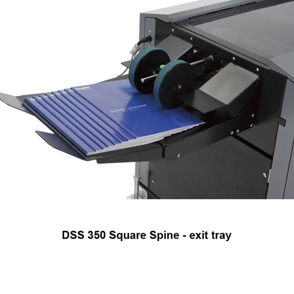 DSS-350-Square-Spine-exit-tray