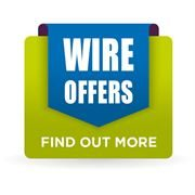 WIRE BINDING OFFERS
